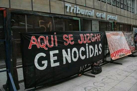 Histórico: por la cuarentena, condenan a represores en una sesión por video
