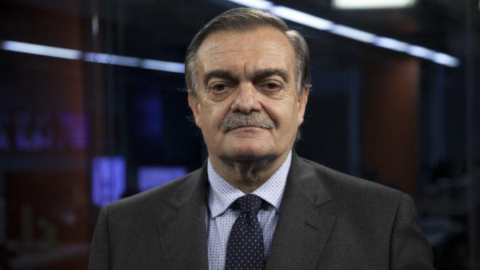 Alberto Lugones, presidente del Consejo de la Magistratura.