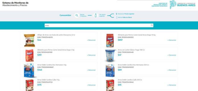 Lanzan una web para controlar y denunciar aumentos de precios en la provincia