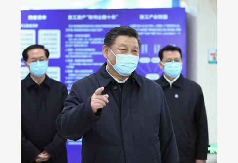 Coronavirus: presidente chino habló con Fernández y apoyó le ofreció ayuda