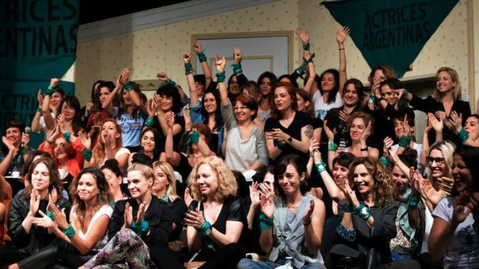 Actrices Argentinas rechaza domiciliarias en casos de violencia de género.