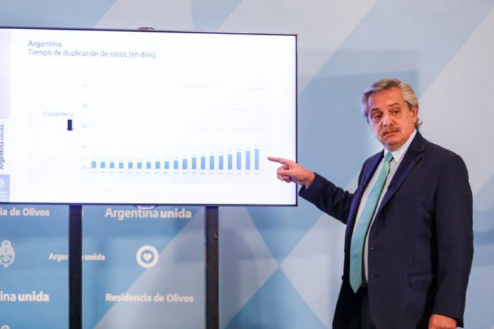"""Alberto Fernández: """"Prefiero tener 10% más de pobres y no 100 mil muertos"""""""
