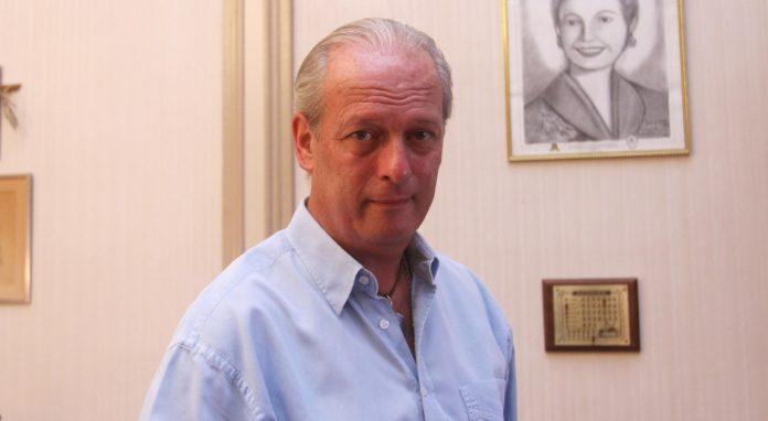 Andrés Rodríguez, titular de la Unión de Personal Civil de la Nación.