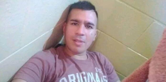 Píparo denunció que Carlos Moreno la amenazó en su perfil de Facebook.