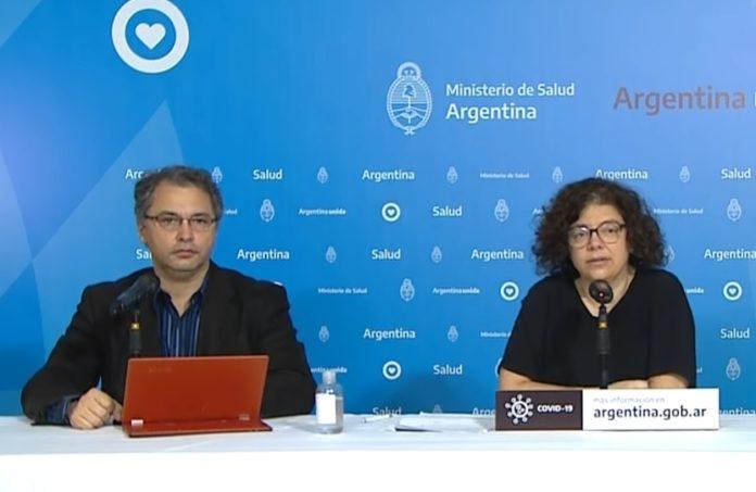 El Ministerio de Salud anunció que hay 179 muertos por coronavirus en Argentina.