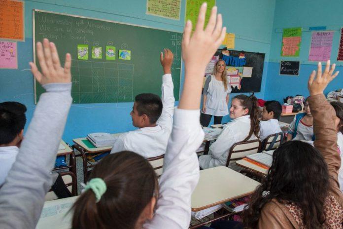 Nicolás Trotta descartó un escenario de suspensión de clases todo el año