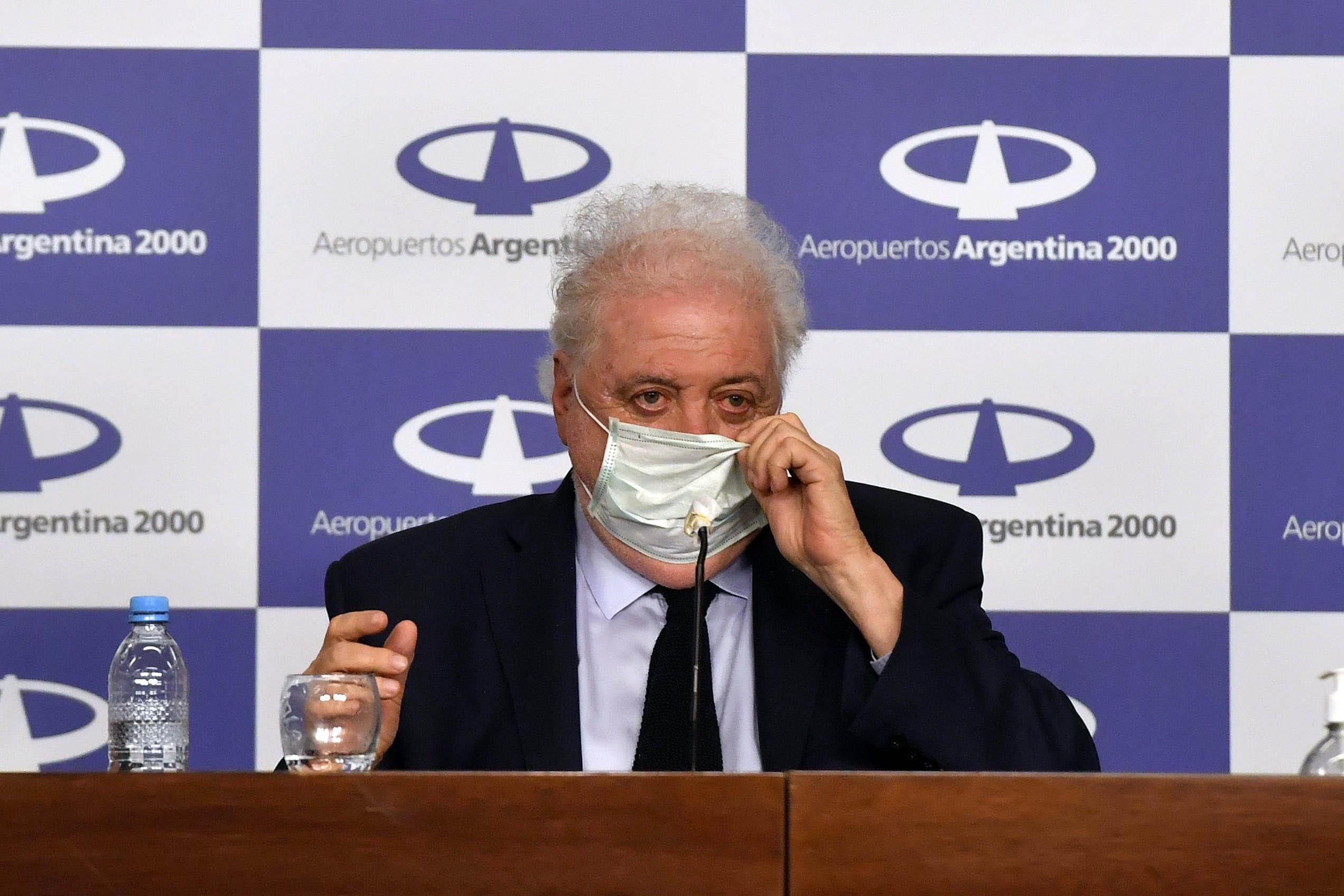 """González García sintió """"sorpresa y desazón"""" por ver tantos runners ..."""