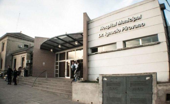El camionero se encuentra internado en el Hospital Pirovano de Tres Arroyos.