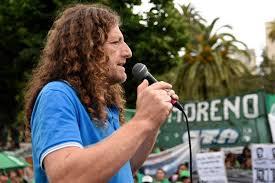 Referentes de ATE le reclamaron por paritarias a Bianco y Ruiz Malec