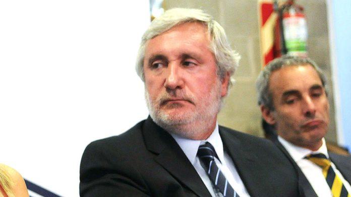 El procurador de la Suprema Corte bonaerense, Julio Conte Grand.
