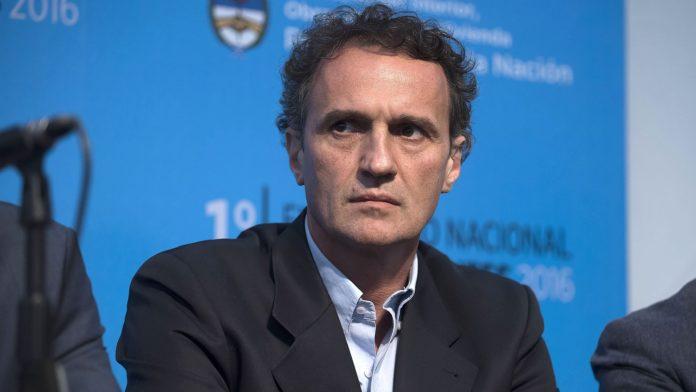 El ministro de Obras Públicas de la Nación, Gabriel Katopodis.