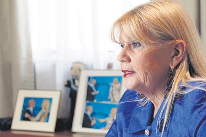 Marcela Losardo, ministra de Justicia de la Nación.