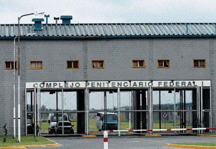 El Complejo Penitenciario Federal I, de Ezeiza.