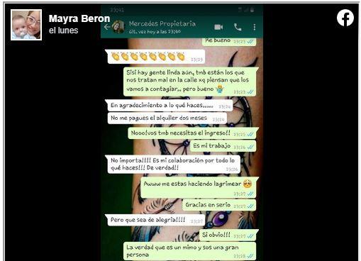 Mayra Verón