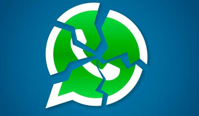 Se cayó Whatsapp en plena pandemia por coronavirus y las comunicaciones colapsaron