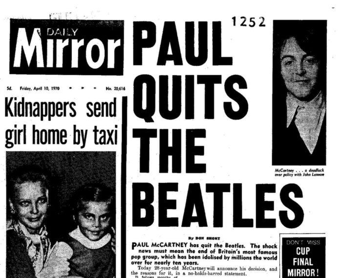 A 50 años del día negro para The Beatles