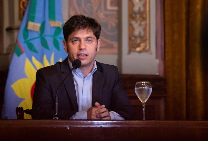 Kicillof ratificó críticas a Vidal tras la reacción de la oposición
