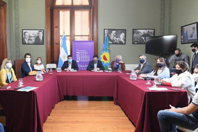 El Senado bonaerense quedó a un paso de habilitar un sistema de sesiones online