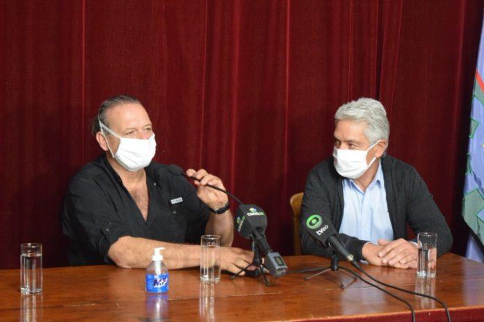 """Berni contra las excarcelaciones: """"Que los presos se queden presos"""""""