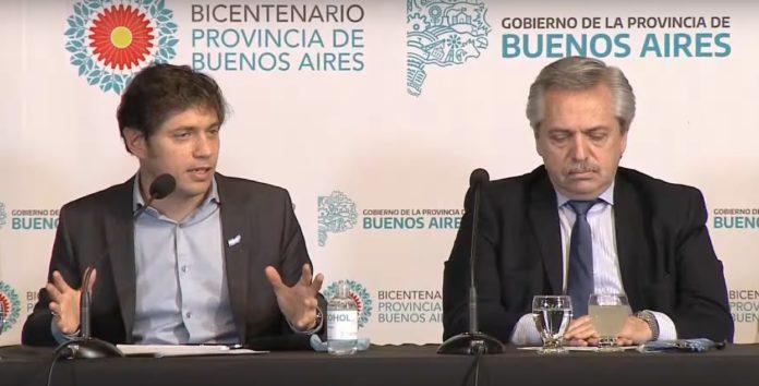 Kicillof pedirá flexibilidad para el Fondo de Infraestructura Municipal
