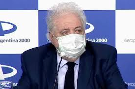 Internan a González García para un chequeo en el sanatorio Otamendi