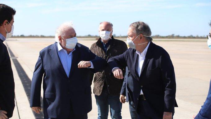 """González García dijo que la circulación es """"baja"""", pero advirtió que la cuarentena seguirá"""