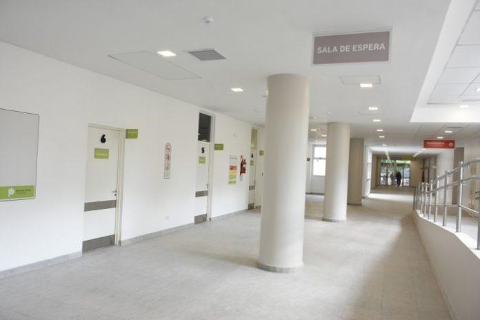 La finalización de la obra de ampliación en el hospital Rossi de La Plata