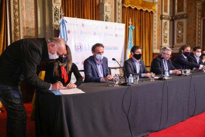 Panorama: La política bonaerense deja atrás la tregua que le impuso el virus