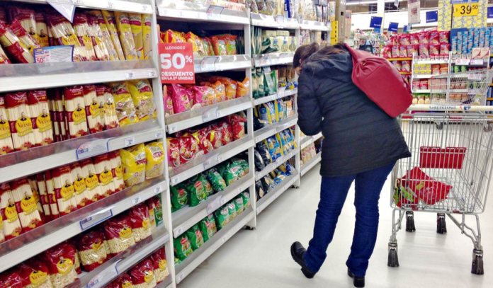 La inflación de abril fue del 1,5%, pero los alimentos subieron el doble