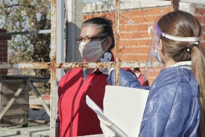 Los casos en Villa Azul ascendieron a 211