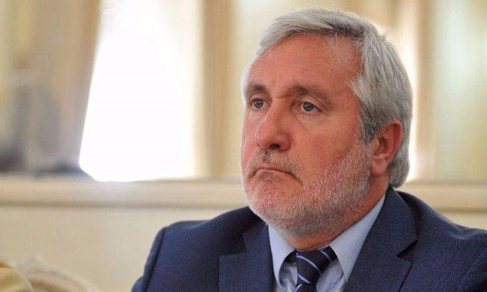 El Procurador General de la Corte, Julio Conte Grand