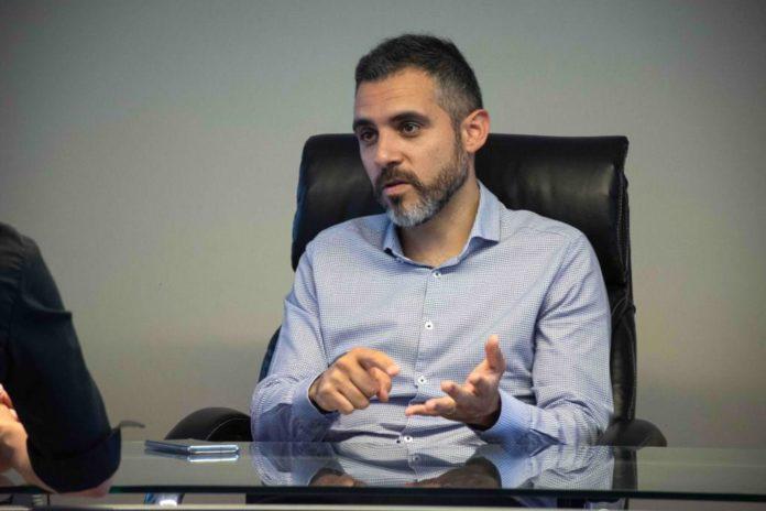 Cristian Girard, titular de la Agencia de Recaudación de la Provincia de Buenos Aires. (Archivo)