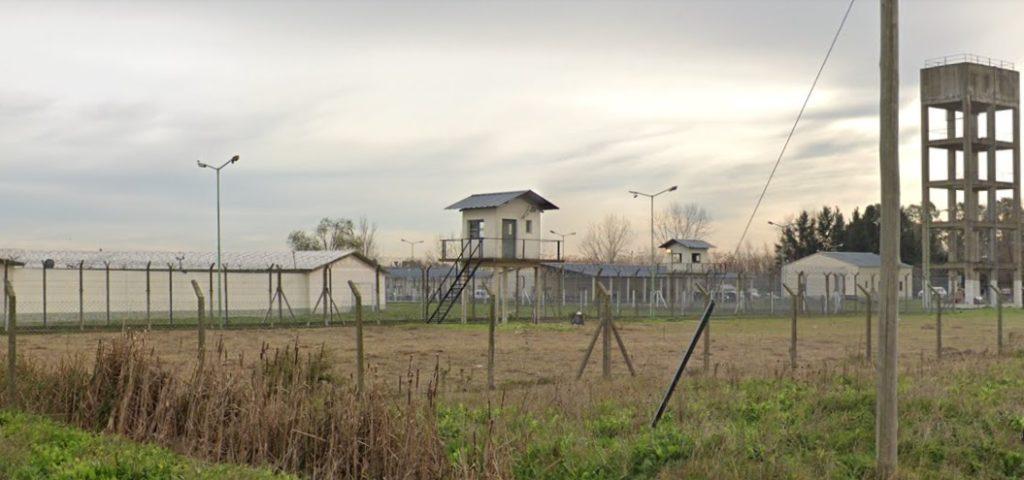 """""""El Chacal"""" permanece en la cárcel de Gorina, pero es probable que salga pronto. (Archivo)"""