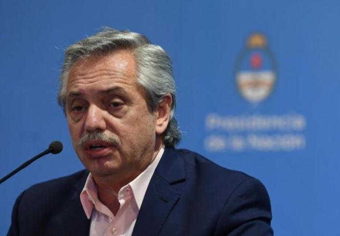 Fernández anunció la intervención del Servicio Penitenciario Federal