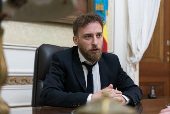 Federico Otermín es el presidente de la Cámara de Diputados bonaerense. (Prensa Diputados)
