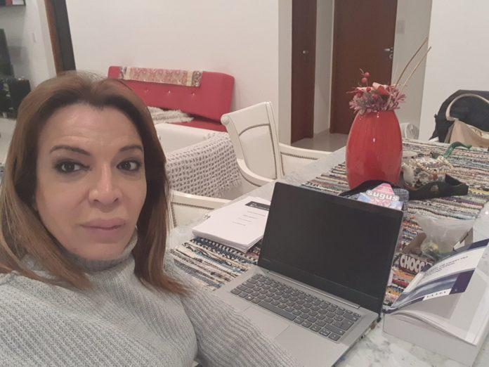 La tele, en alerta: Lizy Tagliani confirmó que dio positivo de coronavirus