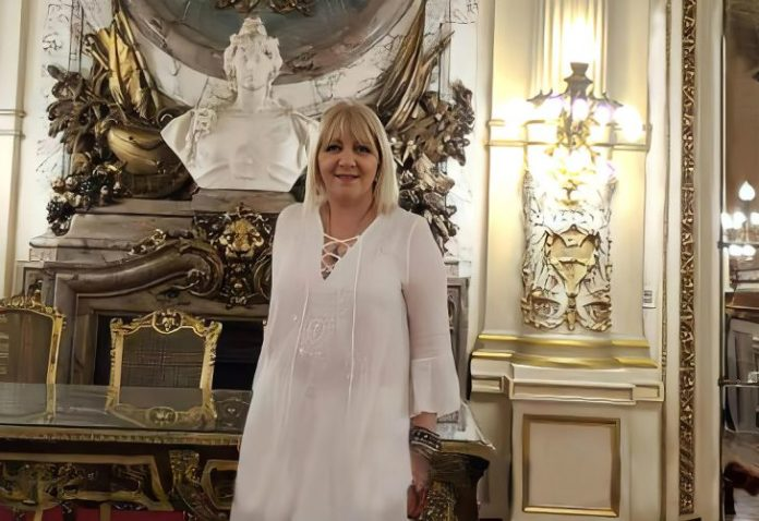 La exfuncionaria del Gobierno de Mauricio Macri ahora detenida, Susana Martinengo