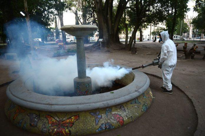 El dengue en la provincia de Buenos Aires, con cifras récord