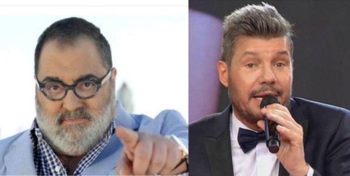 Mar de fondo: Lanata cruzó nuevamente a Tinelli tras sus críticas por la difusión de las escuchas en las que le pide árbitros a Julio Grondona
