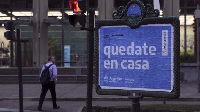 Quedate en casa: la Ciudad de Buenos Aires y 35 municipios de la provincia vuelven a fase 1 el miércoles.