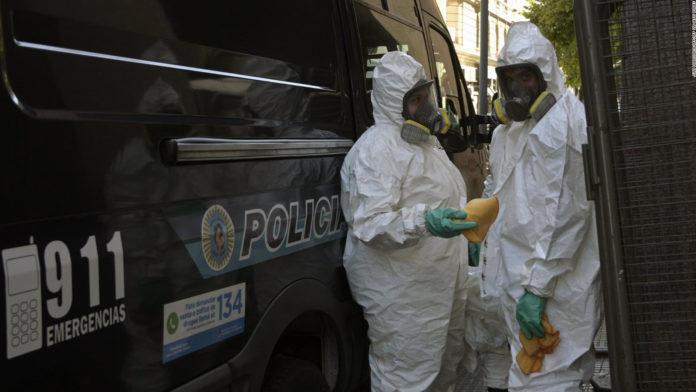Coronavirus en Argentina: otras 23 muertes y 1.002 personas internadas en terapia intensiva