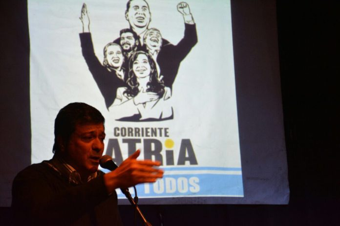 """Mariotto pidió por una """"nueva ley de medios"""" contra los monopolios"""