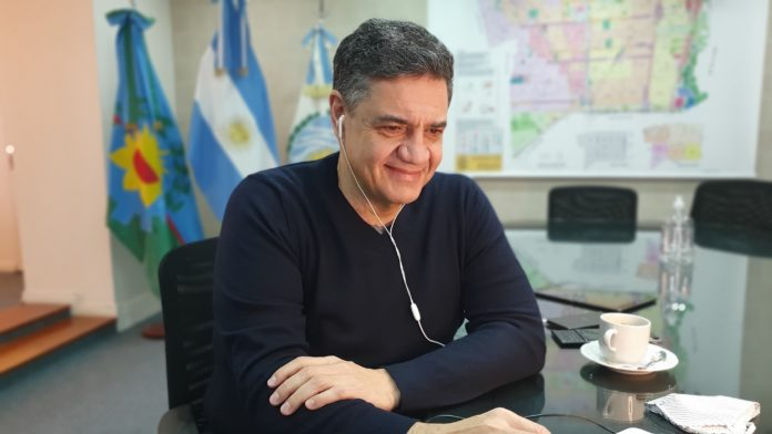 """Jorge Macri: """"Los que la han pasado mejor van a tener que hacer esfuerzos"""""""