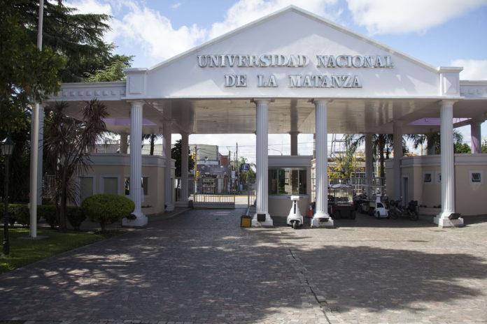 La Universidad Nacional de La Matanza