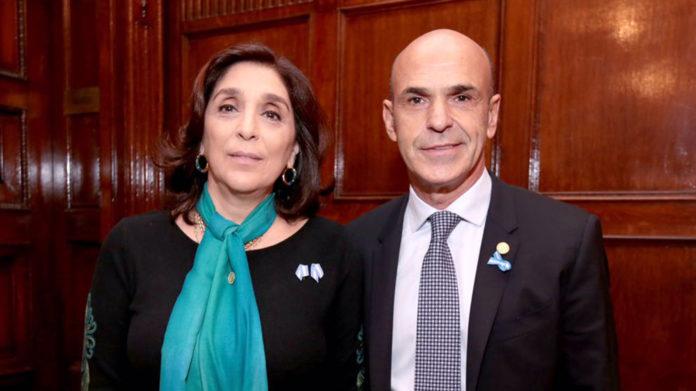 Citan a indagatoria a Gustavo Arribas y Silvia Majdalani por presunto espionaje a Cristina Kirchner