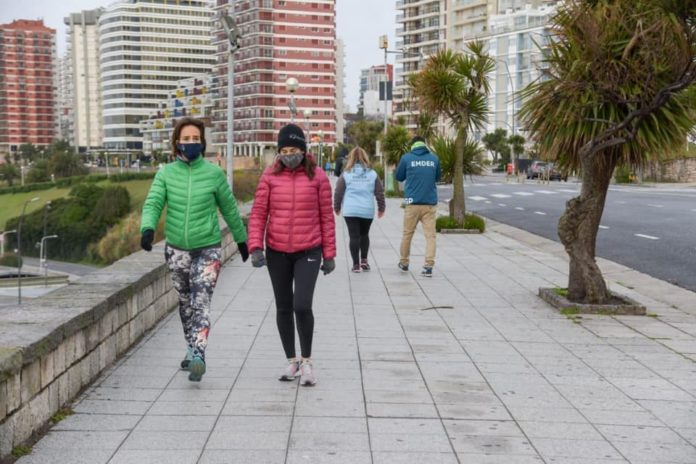 Mar del Plata: salía a hacer las compras y estaba contagiado de coronavirus