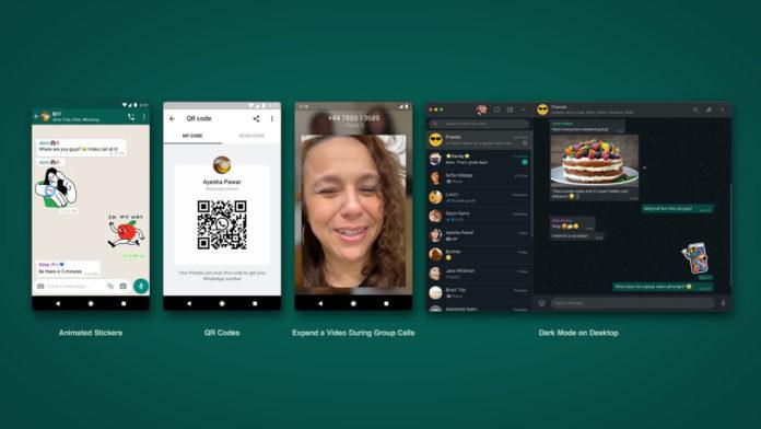 WhatsApp anuncia cuatro novedades para Android