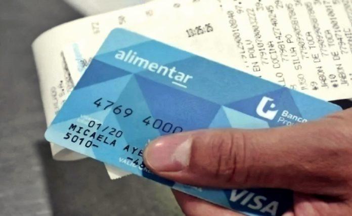 La Tarjeta Alimentar beneficia a unos 2,8 millones de argentinos.