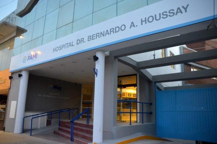 El Hospital Houssay de Mar del Plata suspendió su atención en consultorios tras los casos de coronavirus. (La Capital)
