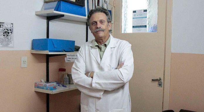 El infectólogo asesor del Gobierno, Tomás Orduna